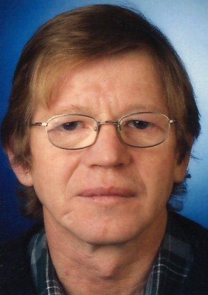 Portrait von Hans Helmer