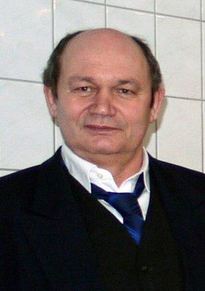 Portrait von Alexander Klippert