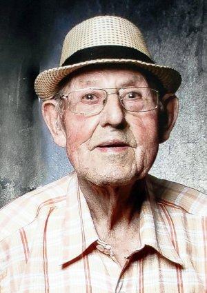 Portrait von Ernst Mietzger