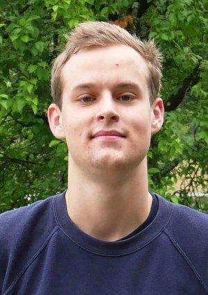 Portrait von Lukas Mickoleit