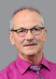 Portrait von Heinrich Haag