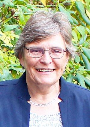 Portrait von Irmgard Gareis