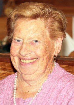 Portrait von Hedwig Thomas