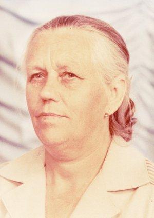 Portrait von Amalia Hein
