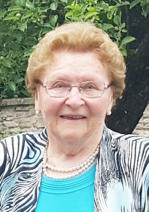 Portrait von Elisabeth ( Elli ) Leicht