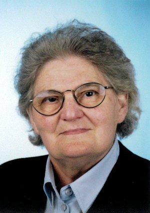 Portrait von Margareta Schmitt