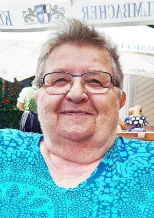 Portrait von Frieda Dempert