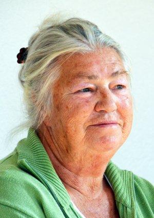 Portrait von Sieglinde Schuster