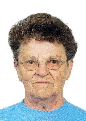 Portrait von Irmgard Vay